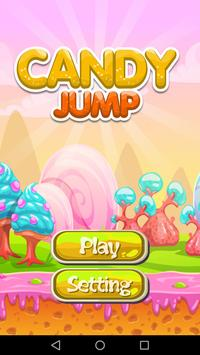 Candy jump 2 poster