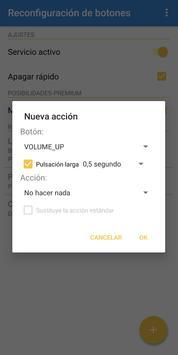 Buttons remapper captura de pantalla 1