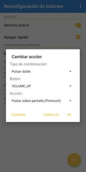 Buttons remapper captura de pantalla 2