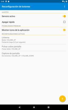 Buttons remapper captura de pantalla 3