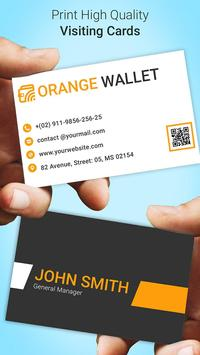 Business Card Maker screenshot 4