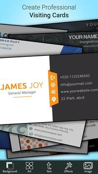 Business Card Maker screenshot 6