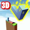 Cubic Tower 3D ikona