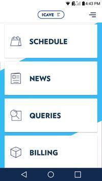 mobilePORT screenshot 1