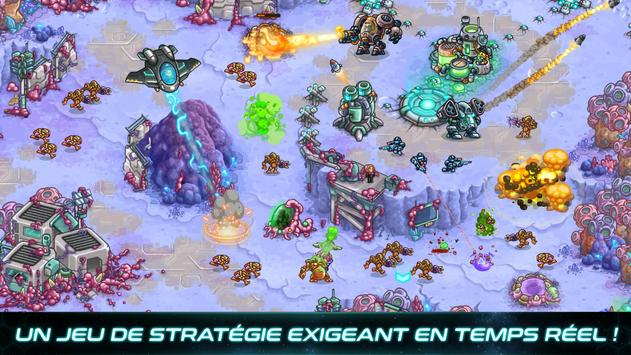 Iron Marines: RTS jeu de stratégie incroyable ! Affiche
