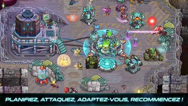 Iron Marines: RTS jeu de stratégie incroyable ! capture d'écran 17