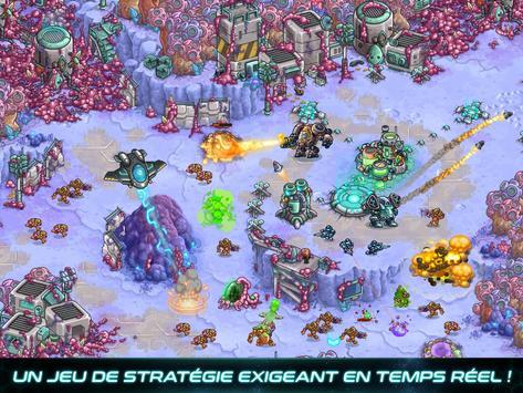 Iron Marines: RTS jeu de stratégie incroyable ! capture d'écran 7