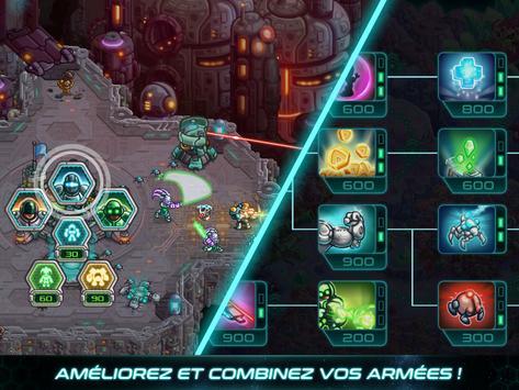 Iron Marines: RTS jeu de stratégie incroyable ! capture d'écran 8