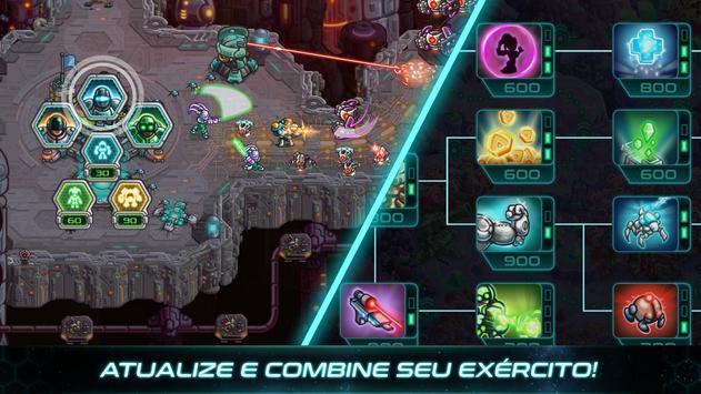 Iron Marines: jogo rts de estratégia em tempo real imagem de tela 15