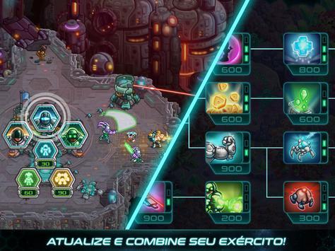Iron Marines: jogo rts de estratégia em tempo real imagem de tela 8