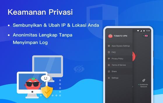 VPN Tomato screenshot 4