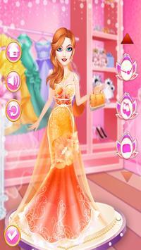Mezuniyet Balosu - Ücretsiz Balo Giydirme Oyunu screenshot 3