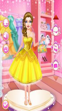 Mezuniyet Balosu - Ücretsiz Balo Giydirme Oyunu screenshot 4