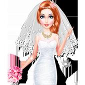 Prenses Düğünü - Ücretsiz Gelinlik Giydirme Oyunu icon
