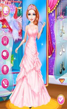 Prenses Düğünü - Ücretsiz Gelinlik Giydirme Oyunu screenshot 1