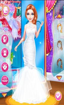 Prenses Düğünü - Ücretsiz Gelinlik Giydirme Oyunu screenshot 3