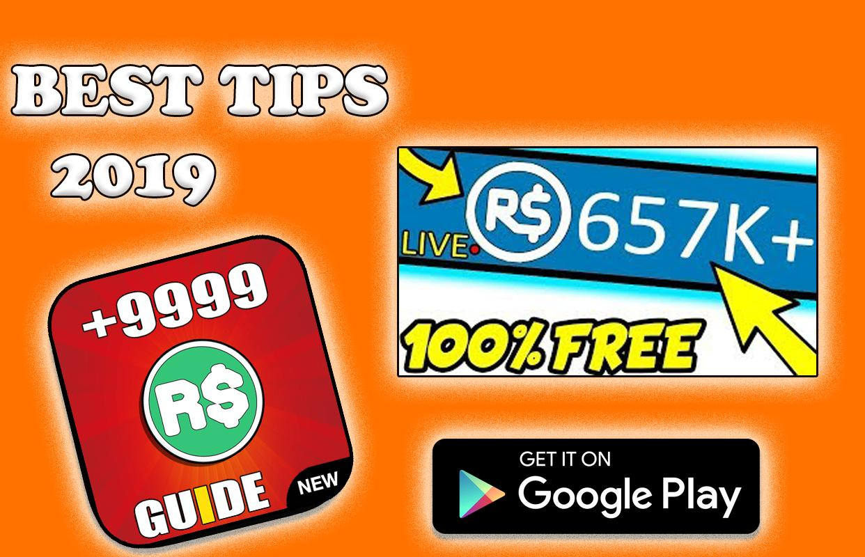 Guide Free Robux - Best Tips 2K19 for Android - APK Download