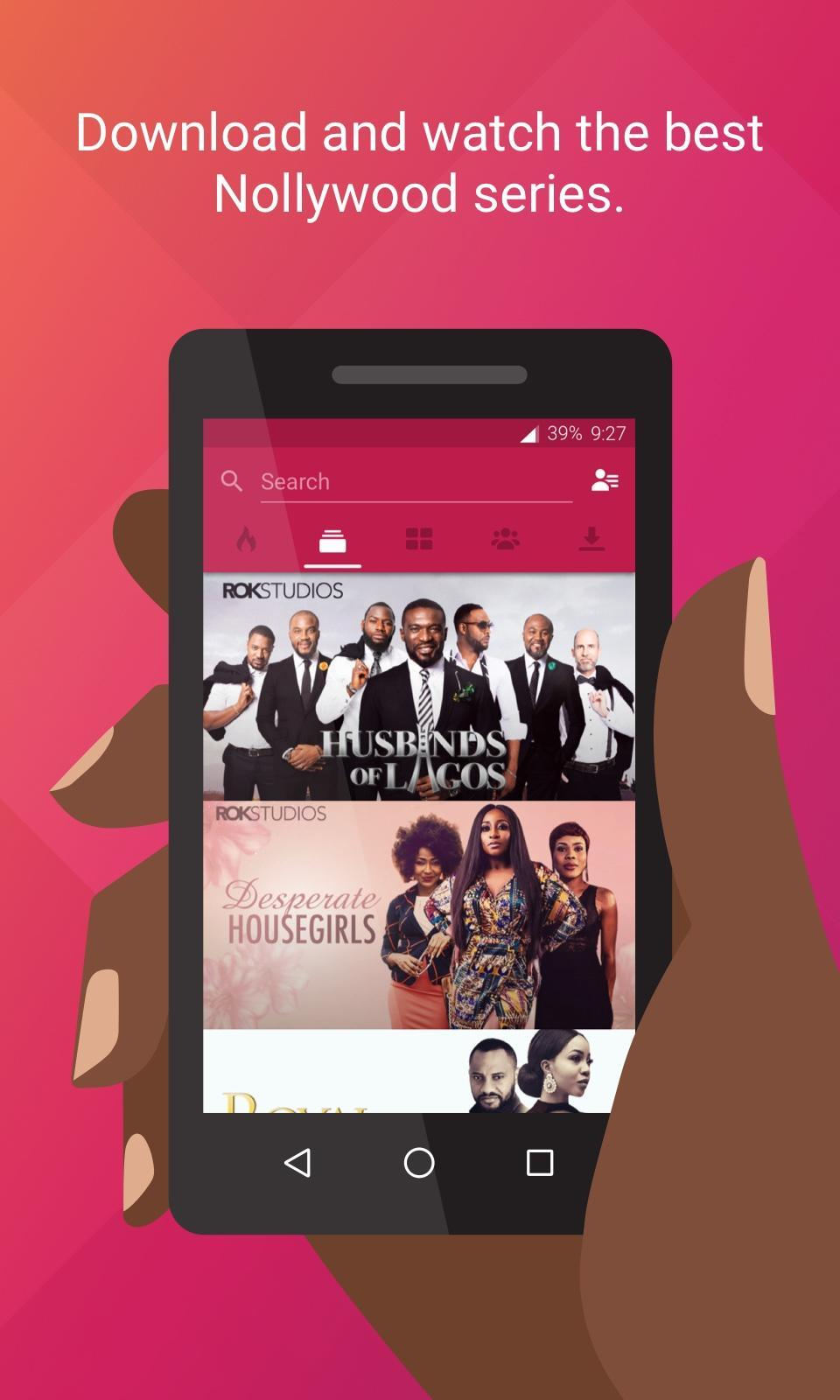 IROKOtv for Android - APK Download