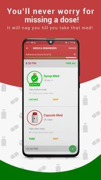 Medica: Medication Reminder, Pill & Refill Tracker Screenshot 5