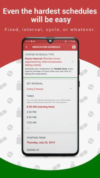 Medica: Medication Reminder, Pill & Refill Tracker Screenshot 2