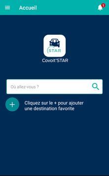 Covoit'STAR screenshot 1