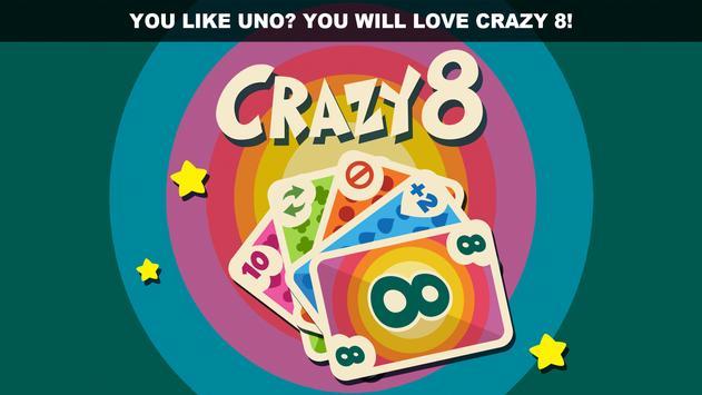 Crazy 8 Multiplayer bài đăng
