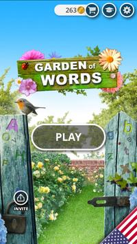 Garden of Words poster