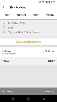 Sallyanne's Hair & Beauty Salon screenshot 5
