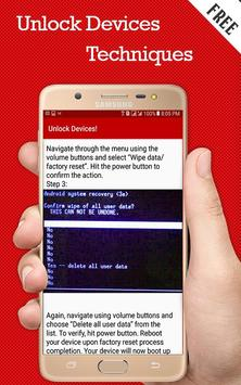 Unlock Any Device Guide screenshot 1