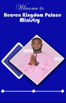 HKPM Ministry poster