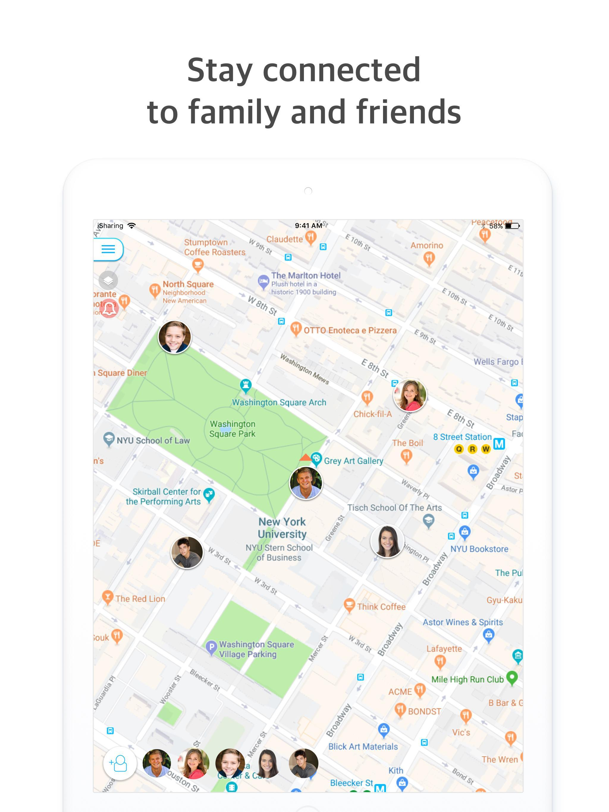 Find My Friends, Family, Kids - GPS Tracker for Android - APK Download