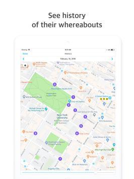 iSharing screenshot 2