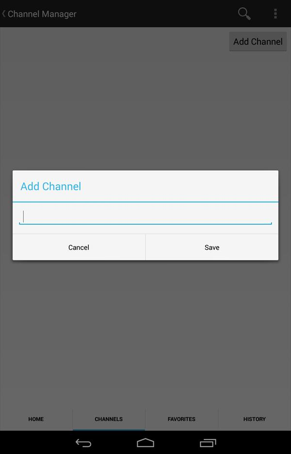 vChannel for Android - APK Download