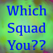 Play Quiz - Which Squad Character Belong to you? icon