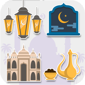 Islamic Stickers for WhatsApp icon