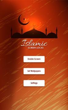 Islamic Wallpapers Screen Lock screenshot 8