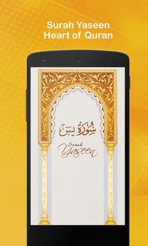Surah Ya-Sin (Yaseen or Yasin) poster
