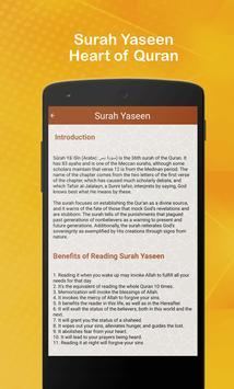 Surah Ya-Sin (Yaseen or Yasin) screenshot 20