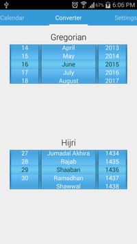 Islamic Calendar screenshot 6
