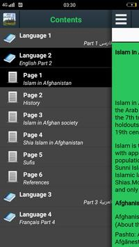 History of Islam in Afghanistan poster