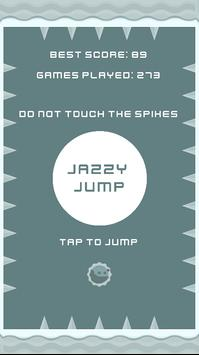 Jazzy Jump screenshot 2