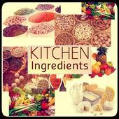 Kitchen Ingredients icon