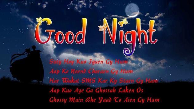 Hindi Good Night Images screenshot 4