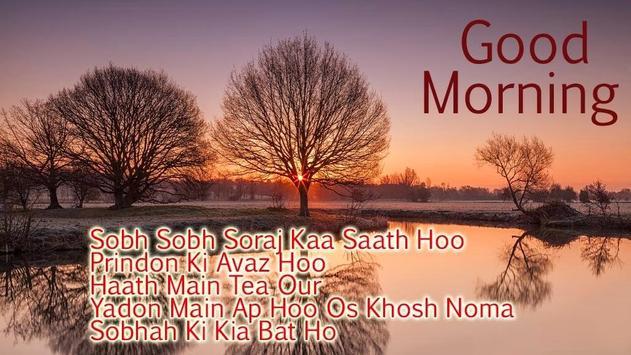 Hindi Good Morning Images screenshot 3