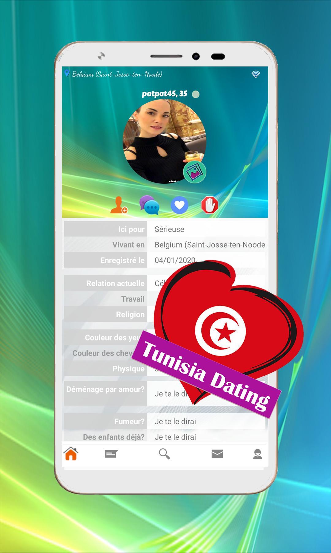 chat rencontre tunisie gratuit