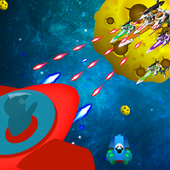 Stickman Shooter : Space Galaxy icon