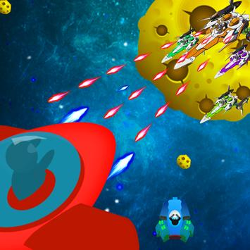 Stickman Shooter : Space Galaxy screenshot 8
