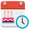 Birthday Reminder-icoon