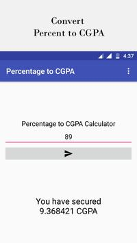 CBSE Result and CGPA Calculator screenshot 2