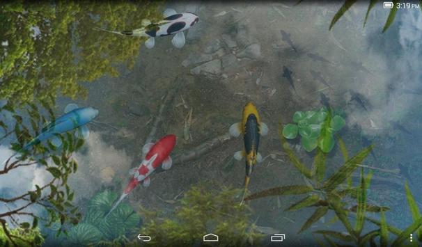 잉어 연못 스크린샷 8